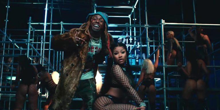 Nicki Minaj feat. Lil Wayne – Good Form // Video