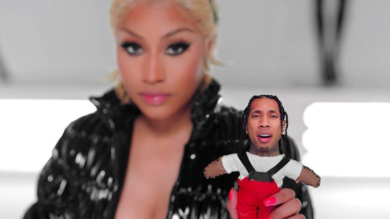 Tyga feat.  Nicki Minaj – Dip // Video