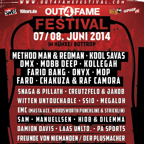 Out 4 Fame Festival