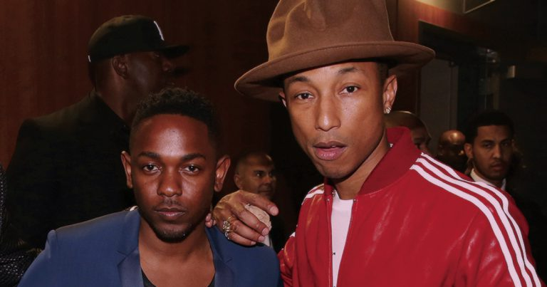 N.E.R.D feat. Kendrick Lamar – Don't Don't Do It // Track
