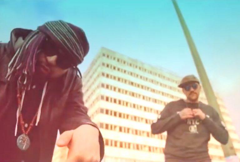 Pierre Sonality & Sonne Ra – A Littl Storee // Video