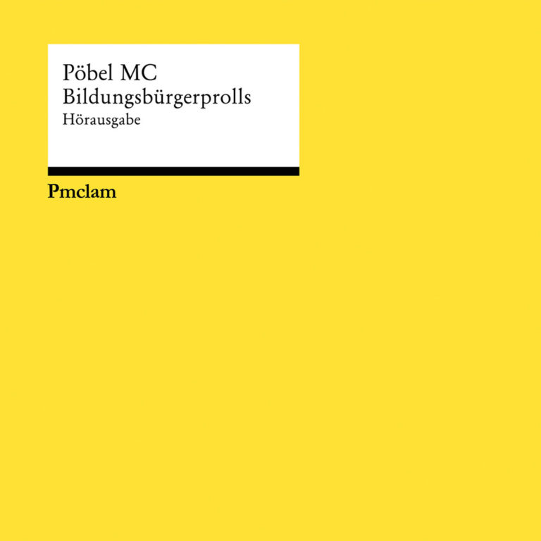 Pöbel MC – Bildungsbürgerprolls // Review