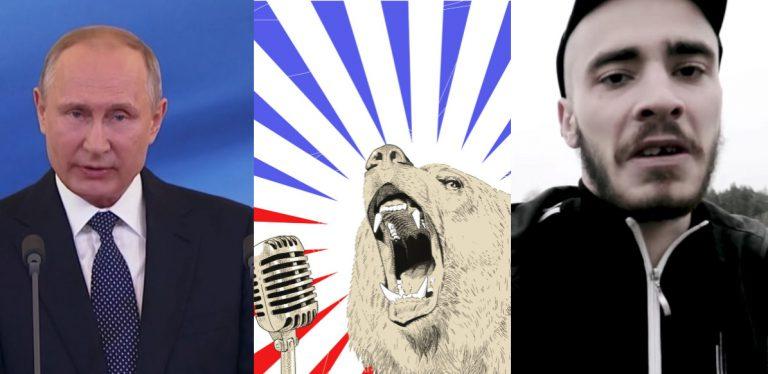 Russland: Putin will Rap kontrollieren lassen // News