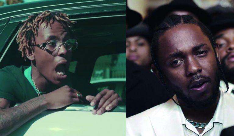 Rich The Kid feat. Kendrick Lamar – New Freezer // Track