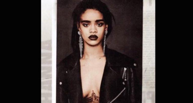 Rihanna und das mit dem Rap…
