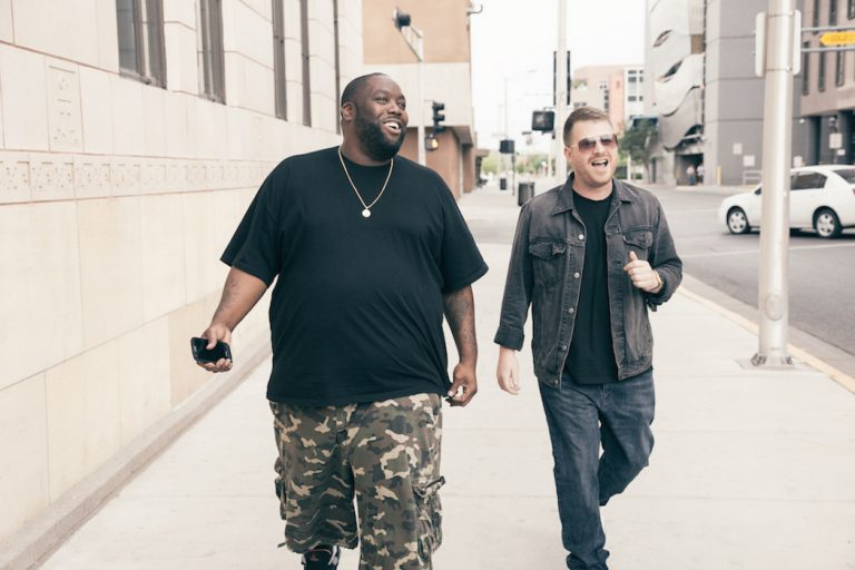 Run The Jewels feat. BOOTS – 2100  // Track