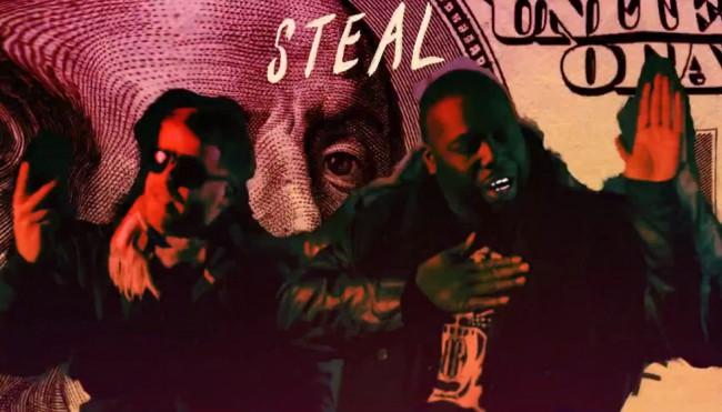 Run The Jewels – Lie, Cheat, Steal [Video]