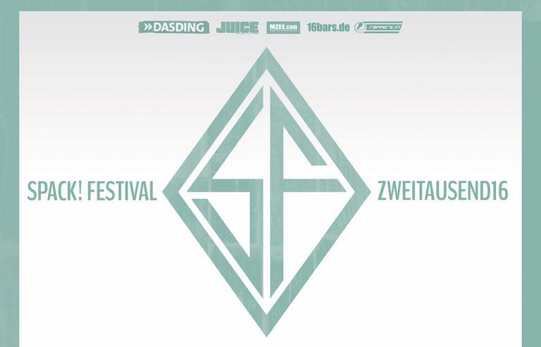 Spack! Festival 2016: Prinz Pi, ASD, Azad, Megaloh u.v.m. kommen nach Wirges