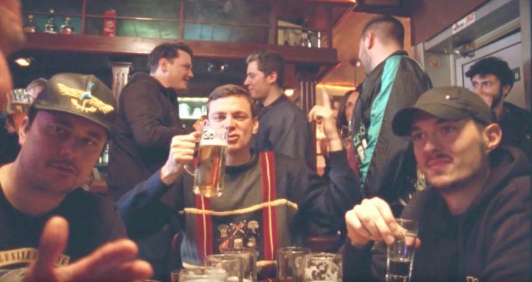Rettet die Kneipe! Shacke One auf Mission mit Morlockk Dilemma, Klaus Layer u.v.m. // Video