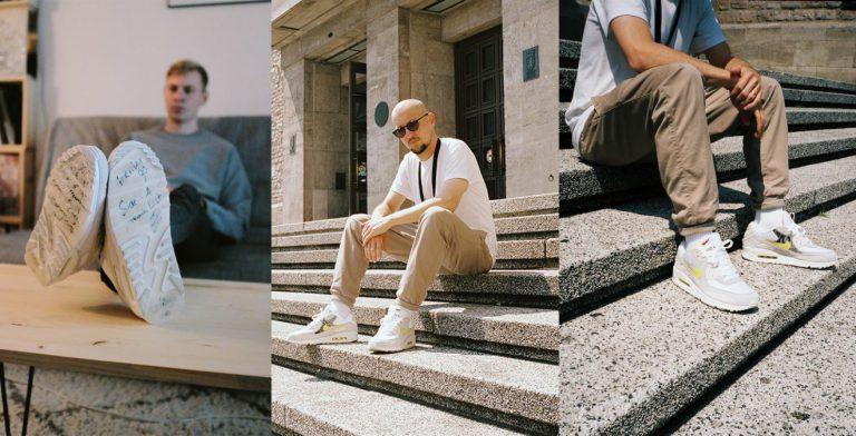 Suff Daddy, Bluestaeb & Sneakersnstuff veröffentlichen Nike Air Max 90 »Side A« zusammen mit limitierter Vinyl // News