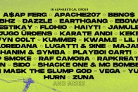 splash! festival, line-up