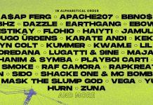 splash! festival, line-up