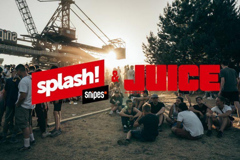 Superprämie: JUICE abonnieren, letzte splash!-Tickets sichern // News
