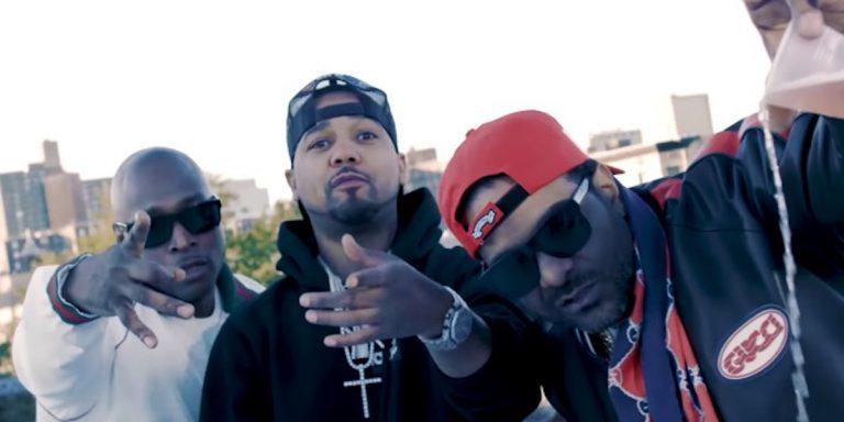 »Sauce Boyz«: Dipset droppen ersten Track aus »Diplomatic Ties« // Video