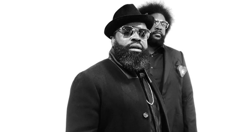 Black Thought & Salaam Remi – »Streams Of Thought Vol. 2« // Stream