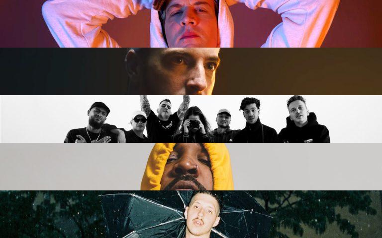 Die besten Rap-Songs des Jahres (national) // JUICE Jahrescharts