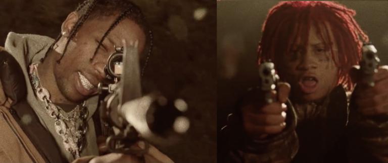 Trippie Redd feat. Travis Scott – Dark Knight Dummo // Video