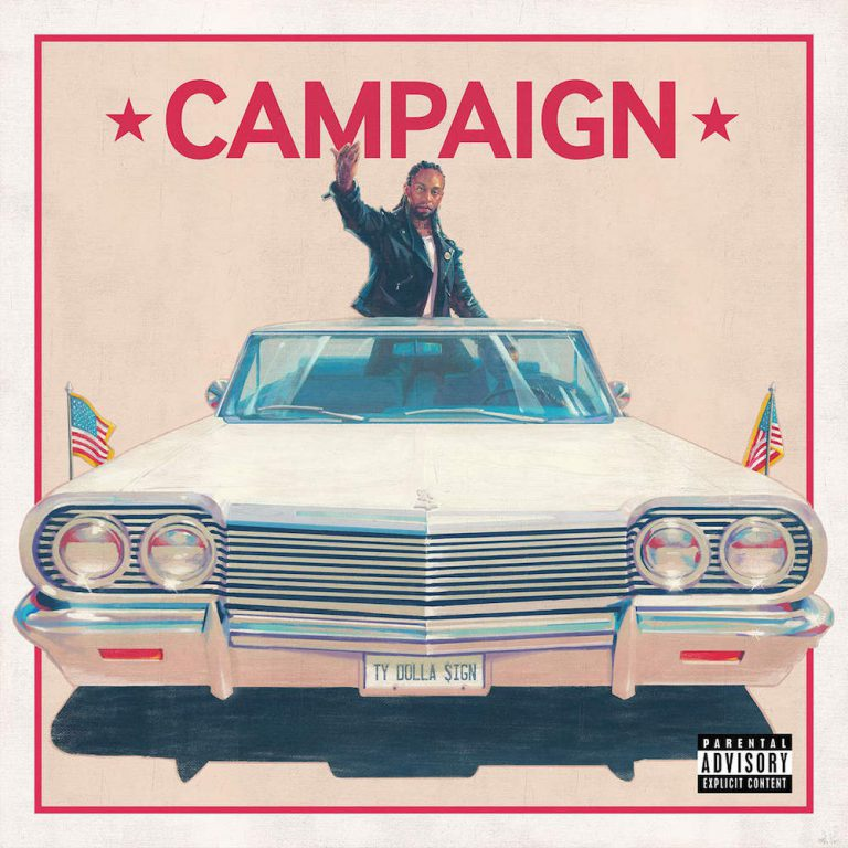 Ty Dolla $ign – Campaign // Review