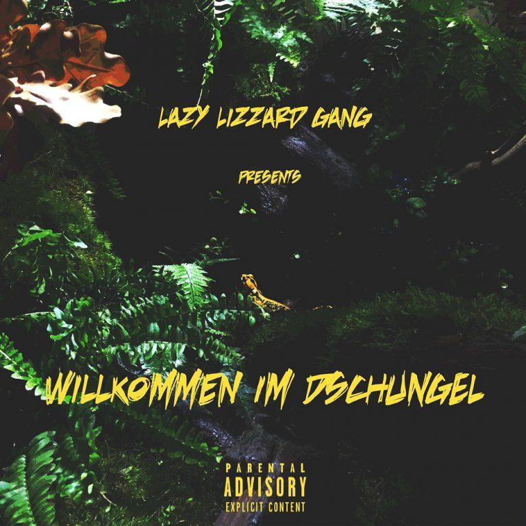 Lazy Lizzard Gang – Willkommen im Dschungel // Review
