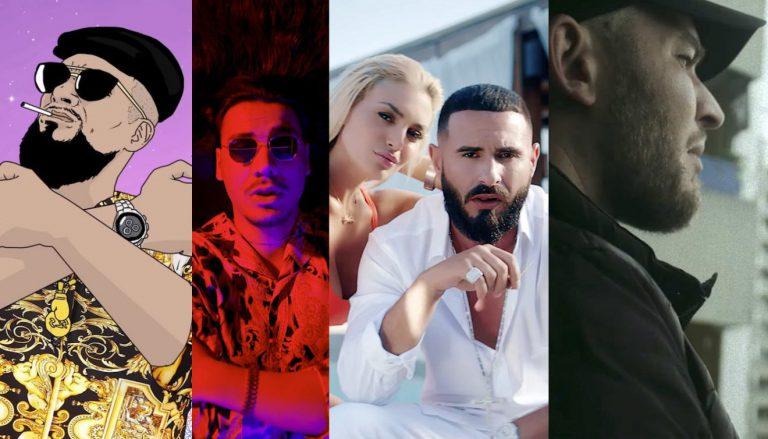 Wrap-Up: das Deutschrap-Wochenende mit Shindy, Azad, Sido, Gringo u.v.m. // Liste