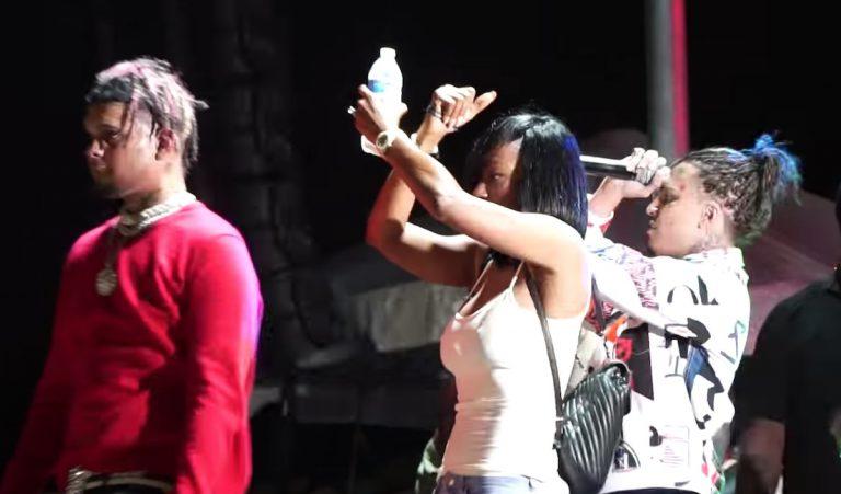 RIP X: Lil Pump und Smokepurpp bringen XXXTentacions Mutter auf die Bühne // Video