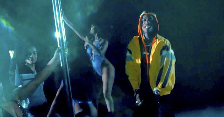 YBN Nahmir feat. Wiz Khalifa – Cake // Video