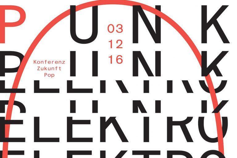 Konferenz Zukunft Pop 2016: Panel-Diskussion mit u.a. Falk Schacht, Toni L. und Afrob // Live